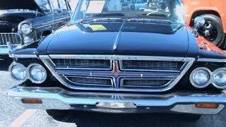 1964 Chrysler 300 Hardtop Brn ZH110912