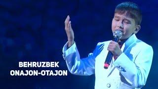 Behruzbek -Onajon-Otajon (Zaldi titratkan bolakay ovoziga ovoz qo
