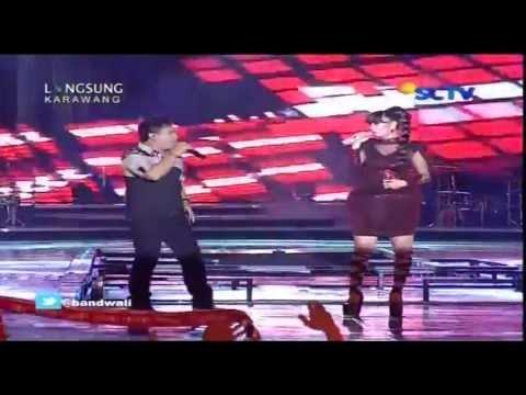 WALI Feat ZASKIA GOTIX Live At Karnaval 2013 (09-03-2013) Courtesy SCTV