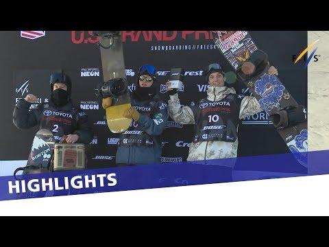 Hirano tops the field in Copper Mountain Halfpipe | Highlights