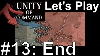 Donbas Nip | Unity of Command Black Turn Lets Play Gameplay PC HD