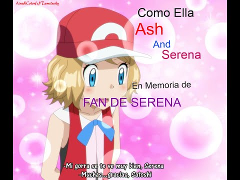 Como Ella Ash And Serena