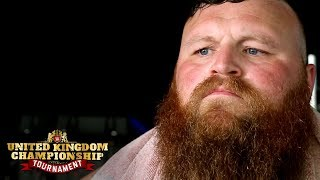 Dave Mastiff says there's no one he can't beat in the UK Tournament: WWE Exclusive, June 15, 2018