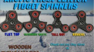 Fidget Spinner Freestyle Tricks