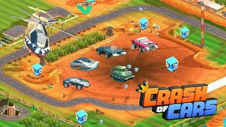 ALL FUSED CARS FROM LABORATORY 🎮 CRASH OF CARS #29