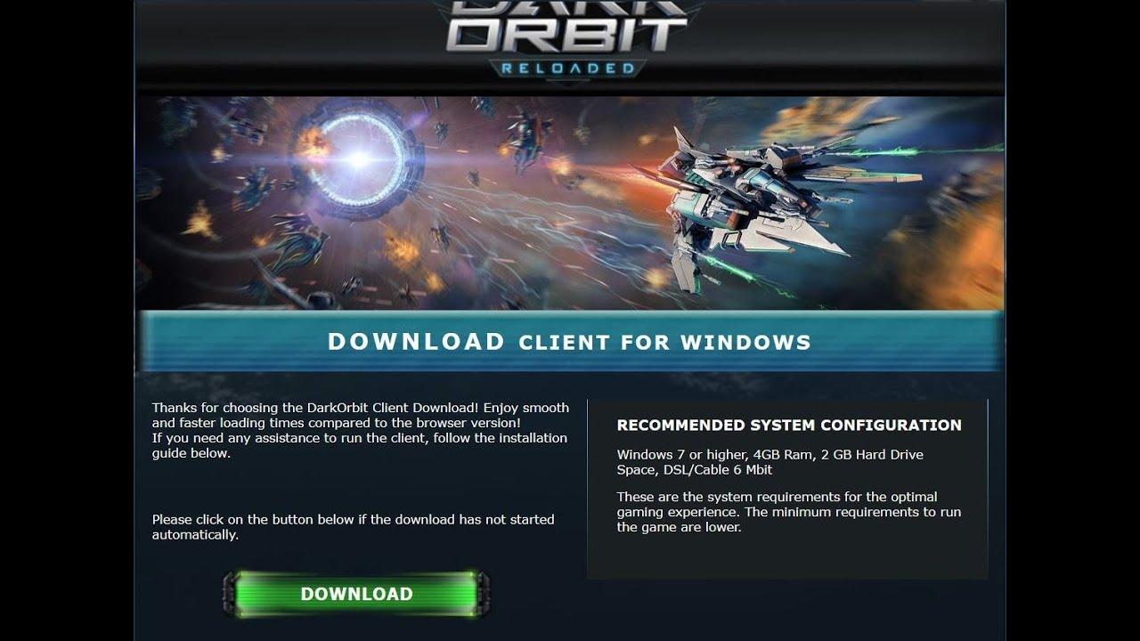 🔺 Nuevo Darkorbit Descargable App | @Darkorbit 🔻