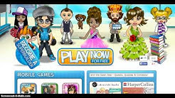 games with avatars and chatting