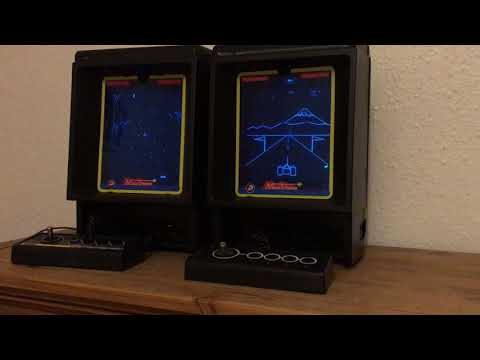 Which Vectrex is fake?