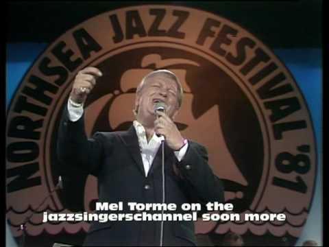Mel Torme in concert 1981 part 3 ( bluesette )