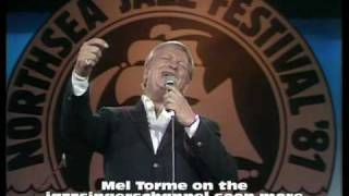 Mel Torme in concert 1981 part 3 ( bluesette )