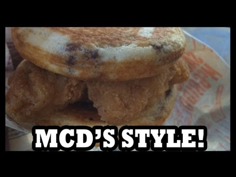McMerica Never Shuts Down! - Food Feeder