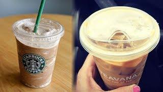 Starbucks Eliminating Straws & Will Go STRAWLESS By 2020