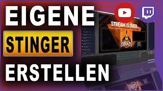 Download Stinger Transition Tutorial MP3, MKV, MP4 - Youtube