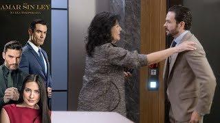 Por Amar Sin Ley 2 - Capítulo 65: La madre de Roberto aparece - Televisa