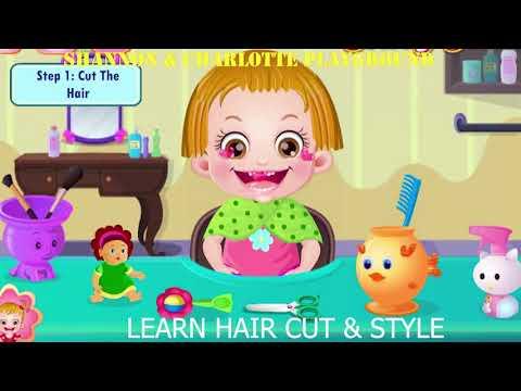 Baby Hazel Game Movie - Baby Hair Care Full Episode - 2019|Baby Hazel Hair Day Trailer