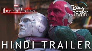 WandaVision  -  Hindi Trailer   Disney+ Hotstar Thumb