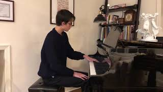 Andrew Seel plays Rachmaninov Elegy Op.3 No.1