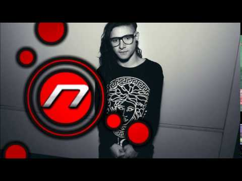 skrillex Out in the street they call it merther