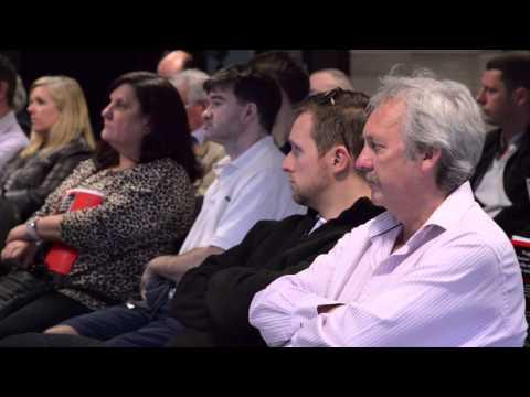 Tense bidding at Glasgow property auction