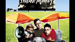 "Shitake Monkey ""Mad Monkey"""