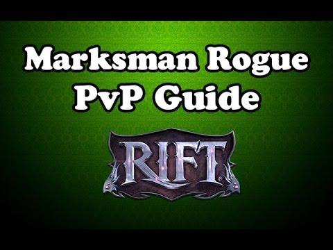 Rift   Rogue Pvp Build