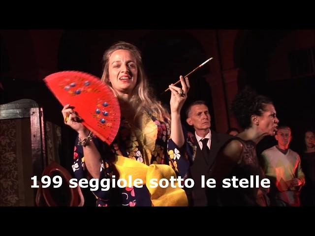 199 Seggiole Sotto le Stelle. Borgomanero