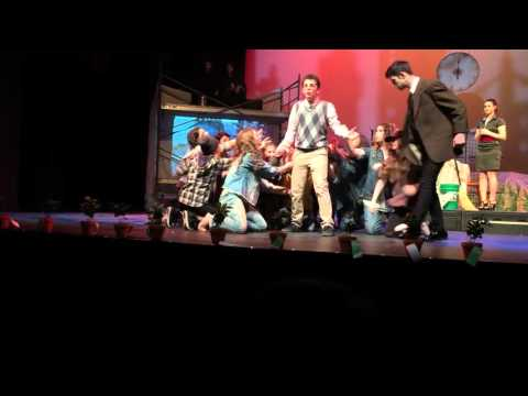Skid Row - Little Shop of Horrors- King David High School