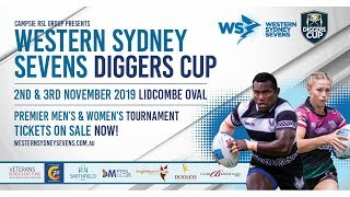 2019 Western Sydney Sevens Diggers Cup - Day 2 - Session 1