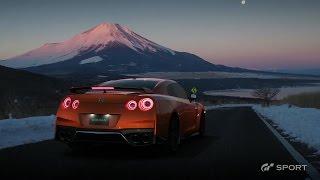 Gran Turismo Sport Gameplay Trailer | PS4 1080p 30FPS