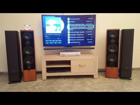 Canton Ergo 90 DC sound test 3