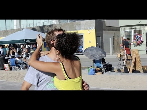 Kissing Prank on Guys: DO YOU WANT TO MAKEOUT?
