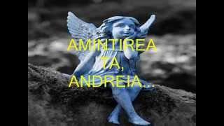 AMINTIREA TA, ANDREIA...