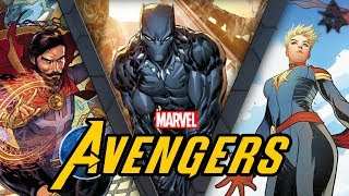 TOP 10 Most Wanted Playable Heroes - Marvel's Avengers