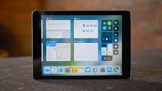 iOS 11: iPad превратили в Mac