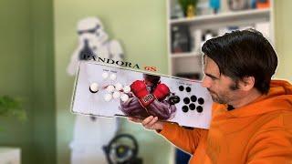 Pandora Box 6S, la videoconsola IMPRESCINDIBLE | ¿Quieres jugar a arcades clásicos?
