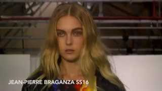 Jean-Pierre Braganza SS16 at London Fashion Week