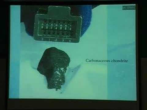 Collecting Meteorites in Antarctica