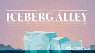 Scotia Sea's Iceberg Alley: Iceberg-Rafted Debris Reveals the Potential for Rapid Sea-Level Rise