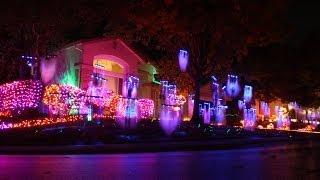 Spectacular Halloween Decorations In El Dorado Hills Serrano - October 31, 2013