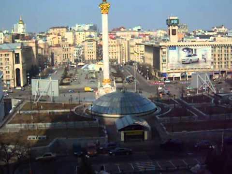 Kiyev march 2012 Maydan