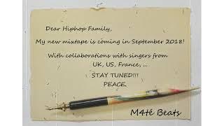 PREVIEW!!! NEW MIXTAPE HIPHOP RAP RNB SOUL - M4TE BE4TS