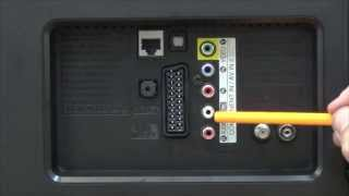 Настройка интерфейса в 5-ой серии телевизора LG