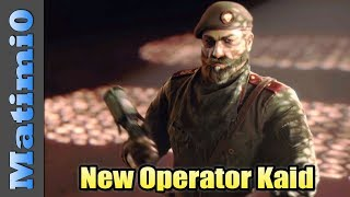 New Operators Kaid & Nomad - Rainbow Six Siege