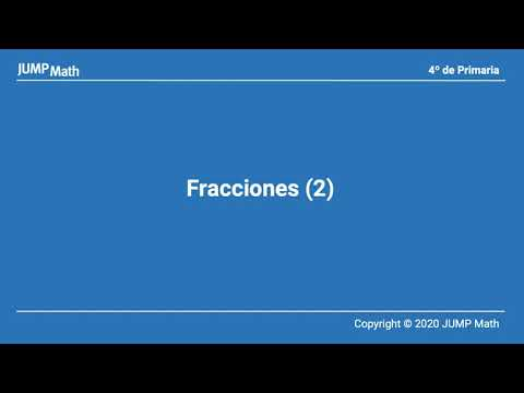 4. Unidad 10 Fracciones II