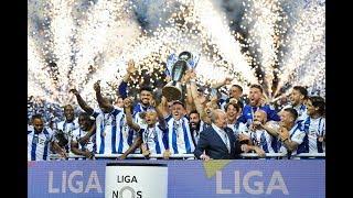 AWAYDAYS: FC PORTO ARE CHAMPIONS! - MASSIVE PARTY