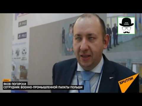Оружие армянского производства и не только на выставке 'ArmHiTec 2016'