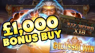 BUYING 10 X £100 BONUSES AGAIN! WILL I WIN THIS TIME?