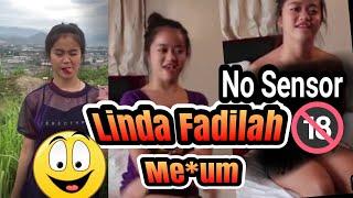 Linda Fadilah tik tok mantap mantap