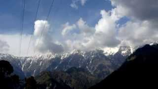 View from Naddi Point Dharamsala India