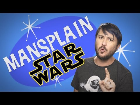 Mansplain It to Me: Wil Wheaton Trolls Star Wars